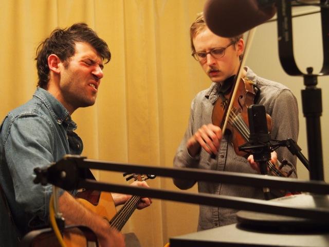 Jackson Emmer & Sam Moss of Hot Eagle