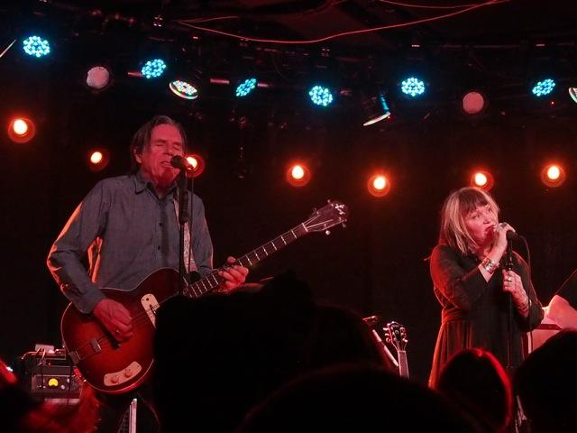 John Doe & Exene of X