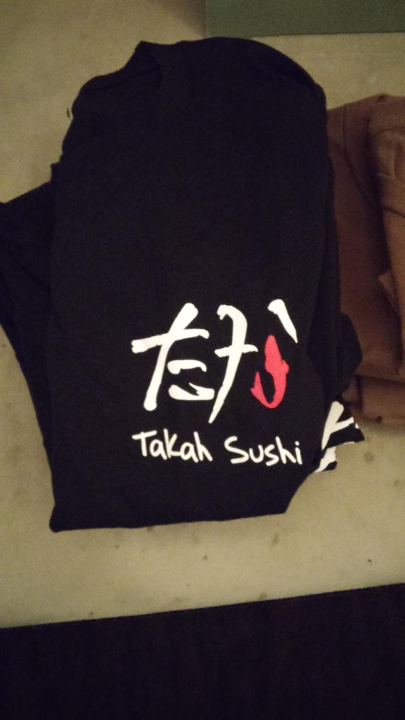 Takah T-Shirt for Sale