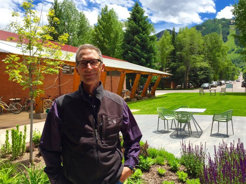 John Krueger, Transportation Director for the City of Aspen.