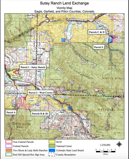Blm Kicks Off Public Process For Sutey Ranch Aspen Public Radio
