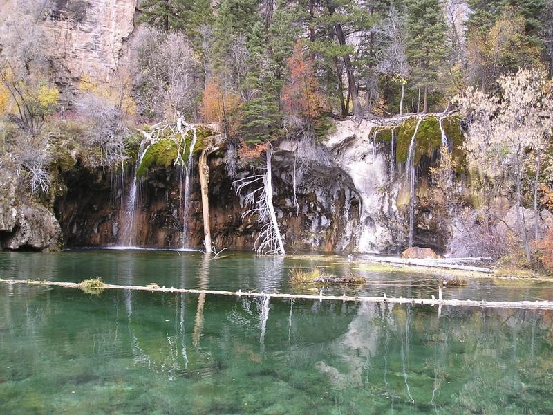 Forest Service takes feedback on Hanging Lake plan Aspen Public