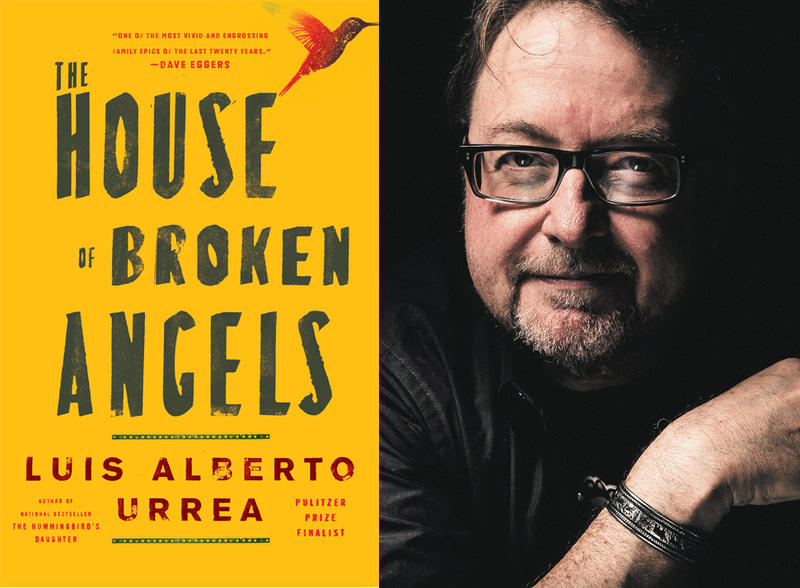 Luis Alberto Urrea will speak in Aspen April 3, 2017.