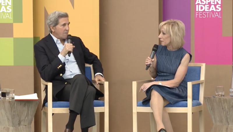 Aspen Ideas Festival 2018: Afternoon Conversation With John Kerry