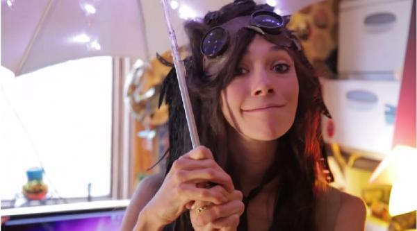 Zina Lahr, a 23-year-old artist from Ouray, Colorado, is featured in a short video highlighting her life and work. She died suddenly in late November while hiking.