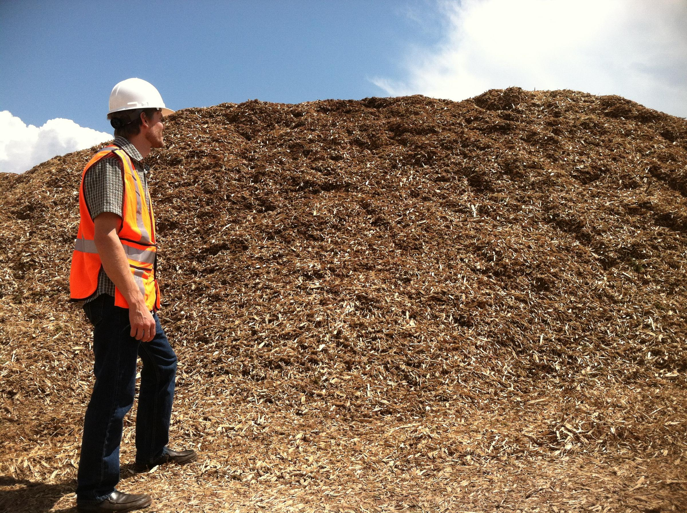 Usda chooses gypsum plant to participate in energy program