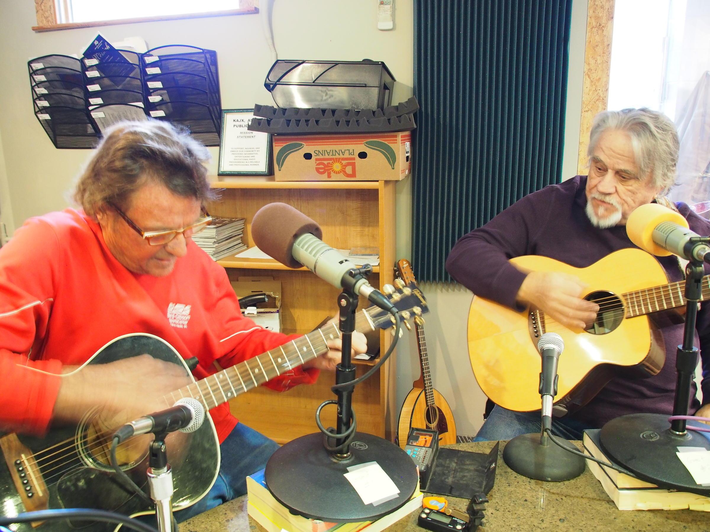 Jimmy Ibbotson & Bobby Mason   Aspen Public Radio