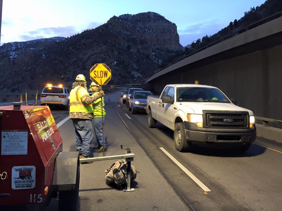I-70 In Glenwood Canyon Reopening Delayed