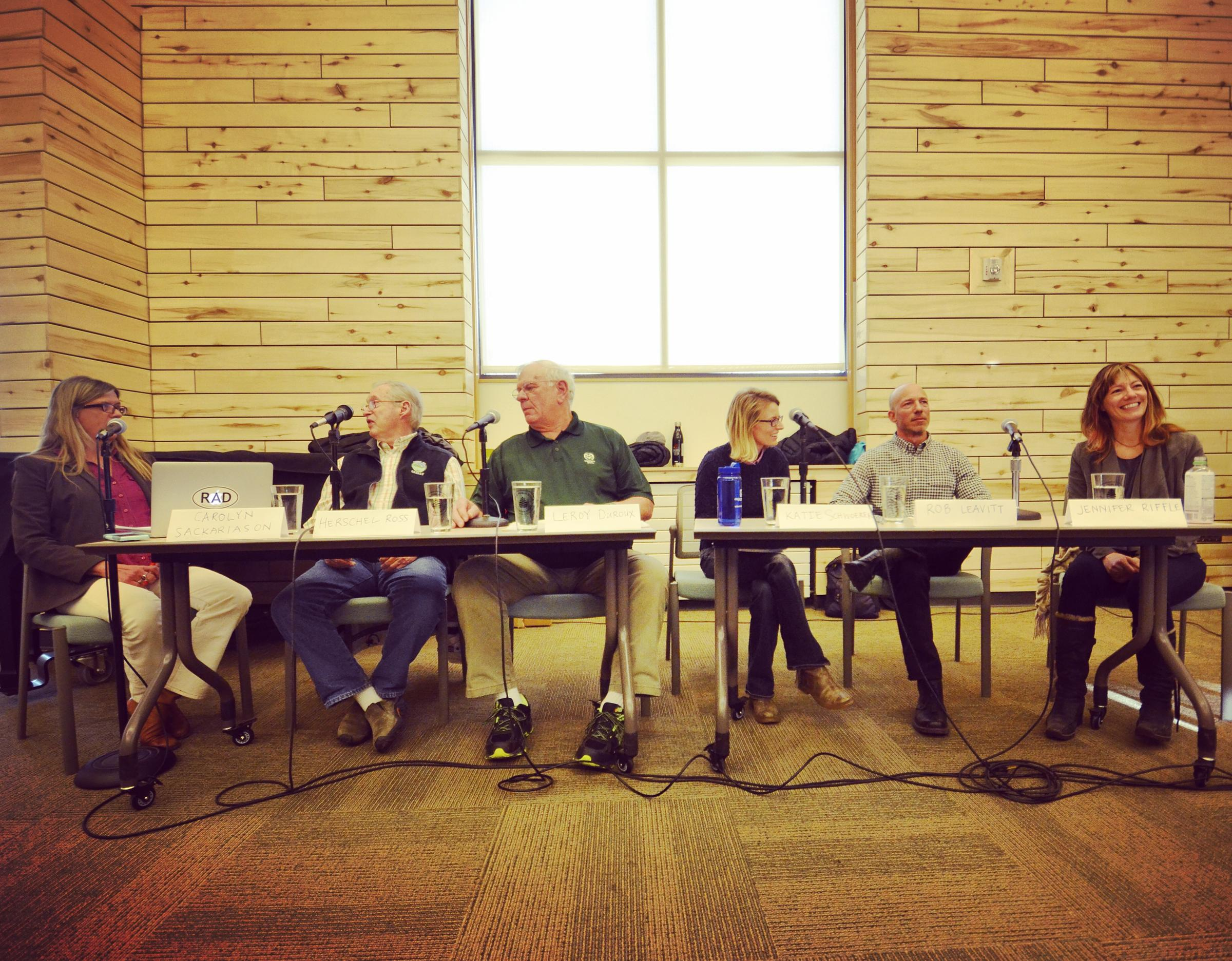 Town Hall Candidate Forum Basalt Aspen Public Radio