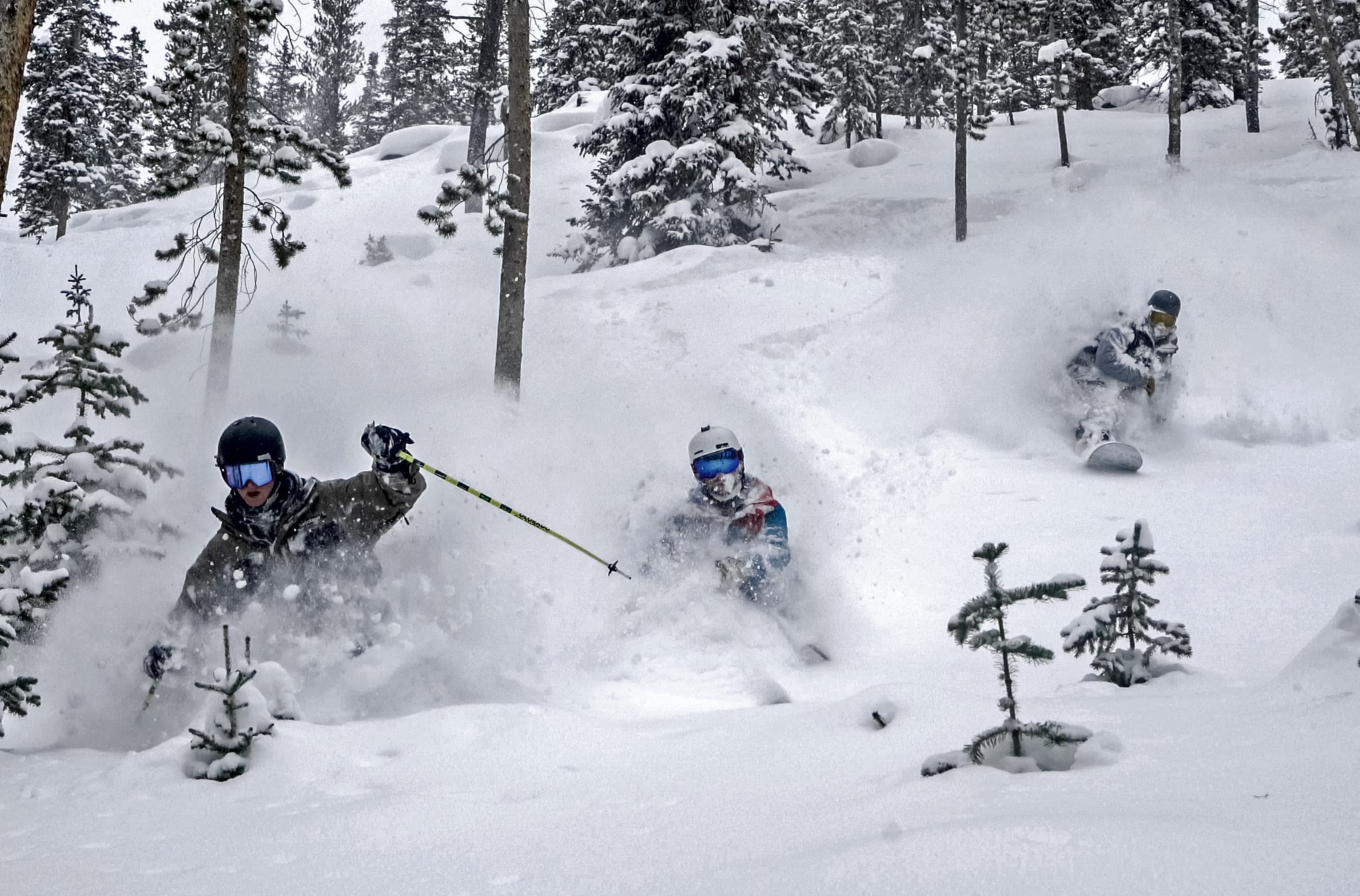 Skiing business goes tri-polar with Intrawest deal
