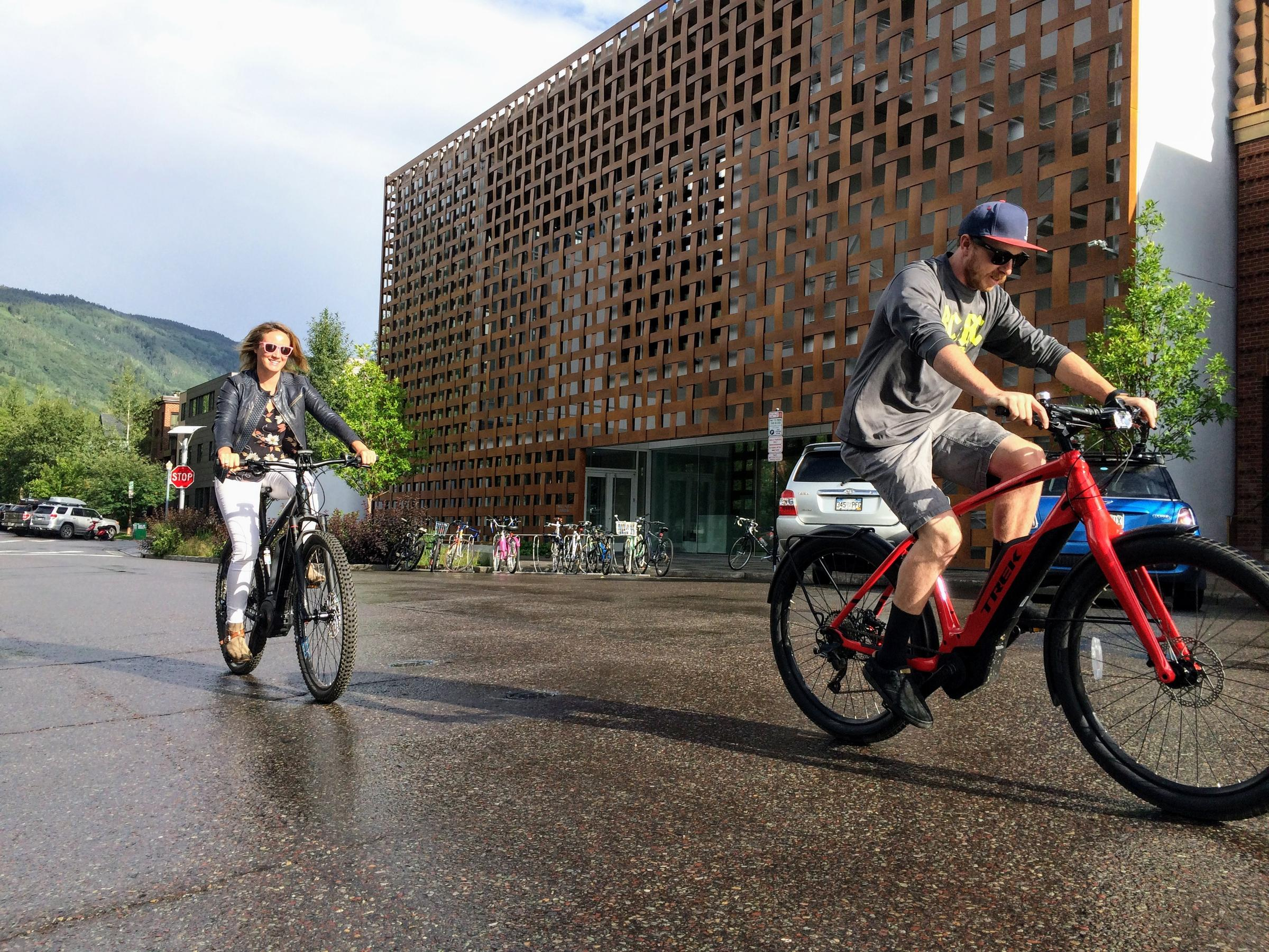 Pitco To Reiterate E Bike Ban Aspen Public Radio