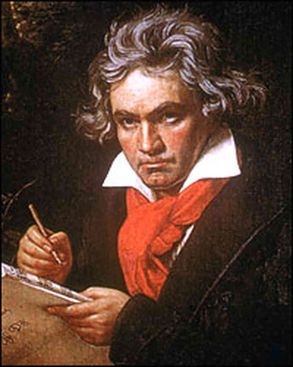the methods used by ludwig van beethoven in composing music Mystery of medicine and music: accidental death of a genius new research suggests that, far from dying of natural causes, ludwig van beethoven was hastened to.