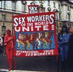 international sex workersn