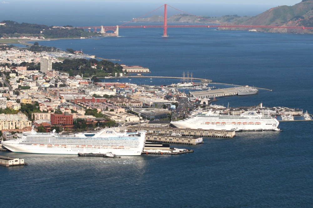 Your Call What Does The Explosion Of The Cruise Industry Mean For - Cruise ship terminal in san francisco