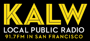 KALW logo