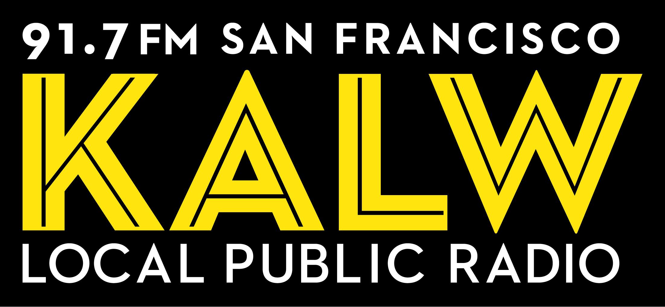 KALW logo