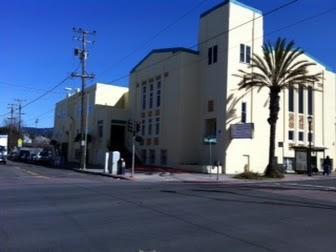 Historic Williams Chapel Baptist Church in Oakland, Ca