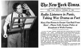 1938 - Orson Welles