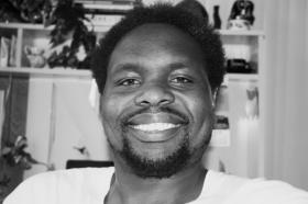 Journalist and UC Berkeley educator, Edwin Okong'o