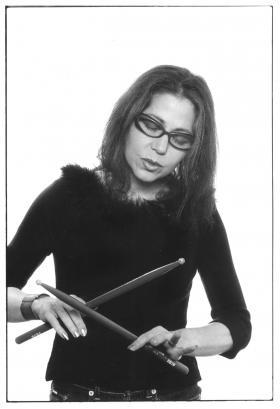Amy X Neuburg is playing at SF's Jewish Community Center on 03.02.