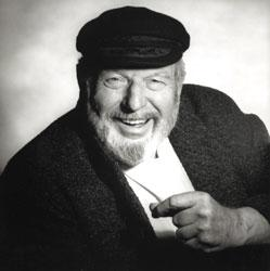 The great Theo Bikel, one of many talented performers appearing as part of the Jewish Music Festival in March