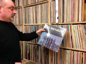 Archivist Alec Palao shows highlights from his personal record collection