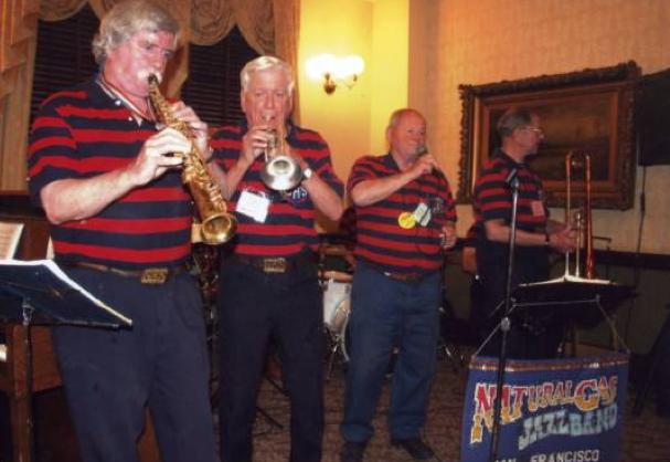 The Natural Gas Jazz Band