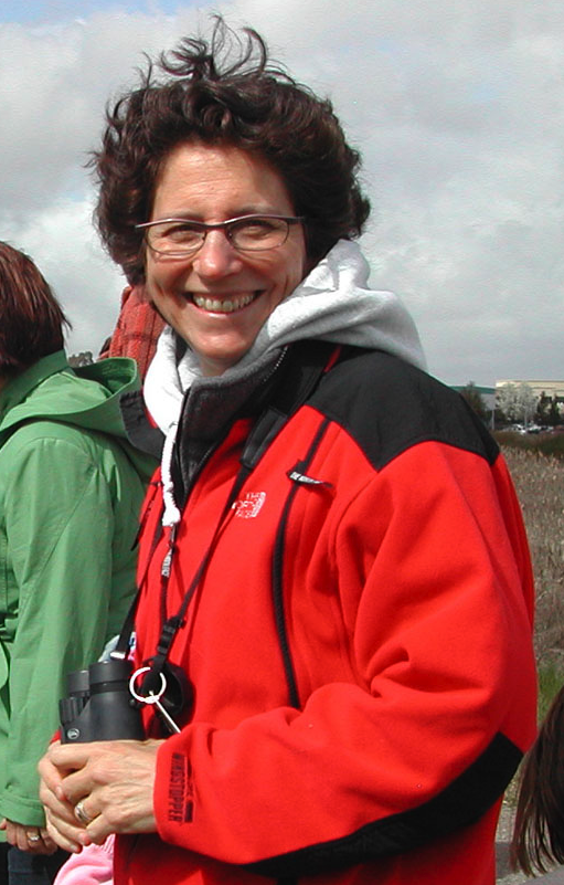 "Ellie Cohen, president of PRBO, was named ""conservation advocate of the year"" by the Berkeley-based Bay Nature institute"