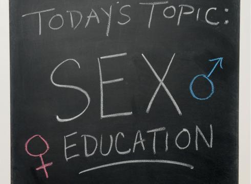 Sex education in public s