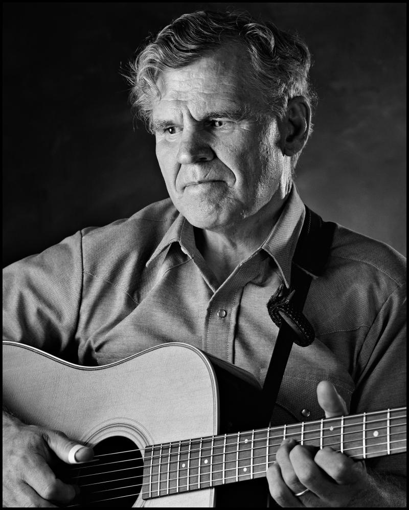 Doc Watson (photo: Peter Figen)