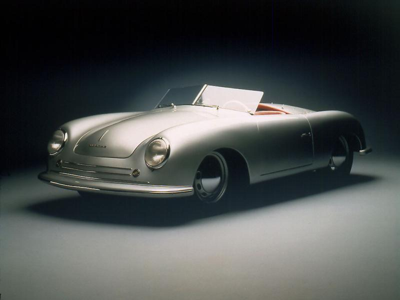 1948 - Porsche # 1 (highlighted story below)