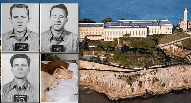 Escape From Alcatraz - 1962 (highlighted story below)