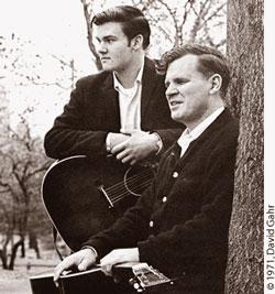 Merle & Doc Watson (photo: David Gahr)