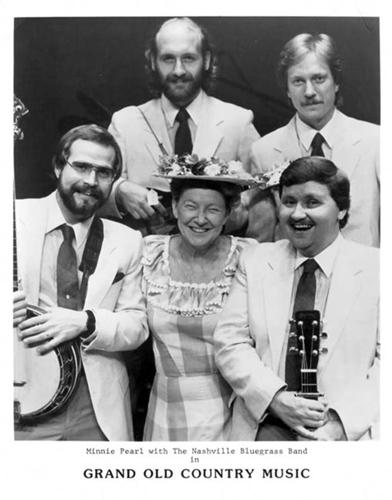 The Nashville Bluegrass Band with Minnie Pearl