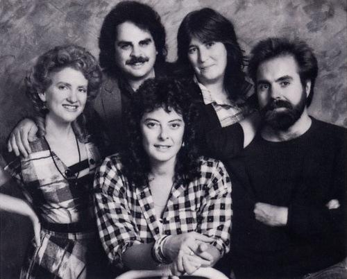 Good Ol' Persons in 1985 (photo: Irene Young)