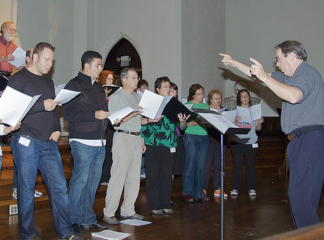 The San Francisco Lyric Chorus will be performing this Sunday afternoon at Davies Symphony Hall