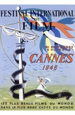 1946 - Cannes Film Festival (highlighted story below)