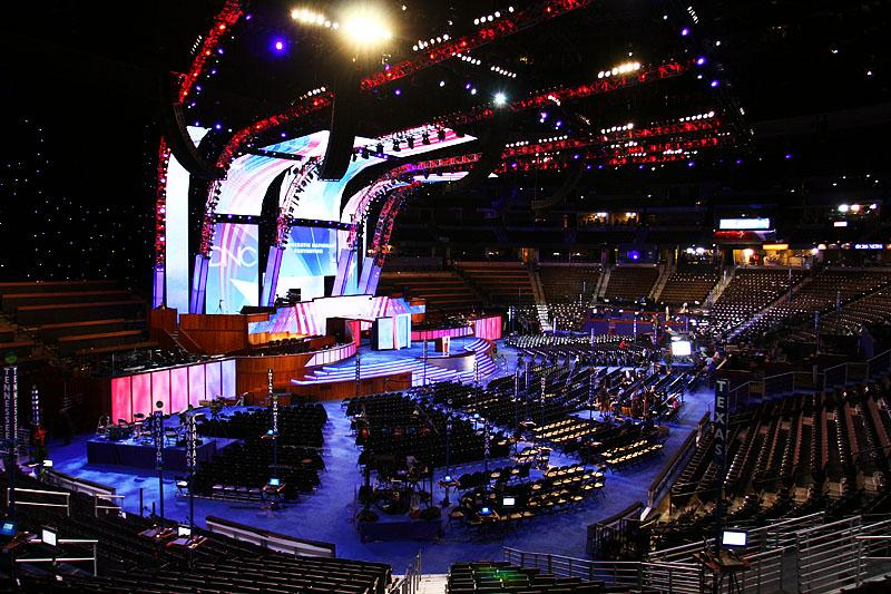 The Democratic National Convention has drawn Democrats from all over the country to Charlotte, North Carolina.