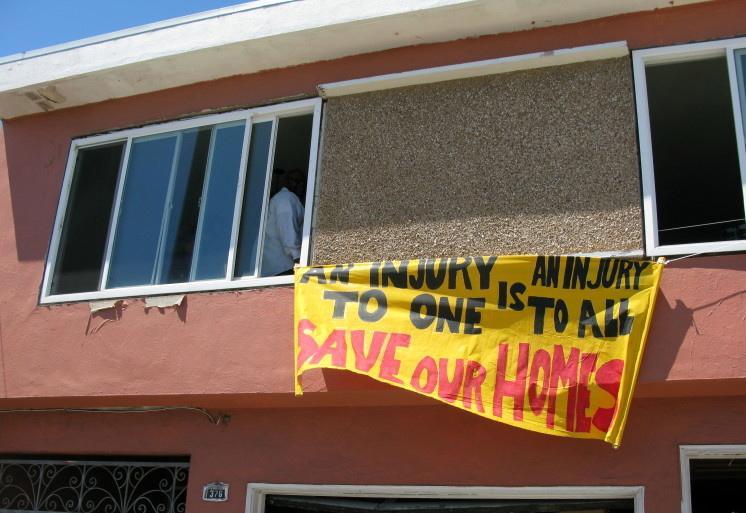 Photo courtesy of Occupy Bernal