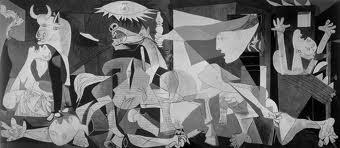 "1981 --- Picasso's ""Guernica"" returns to Spain (highlighted story below)"
