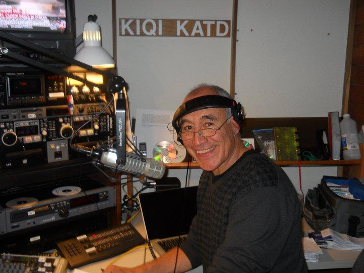 Marcos Gutierrez is the host of the radio show Hecho in California on KIQI 1010 AM in Daly City.