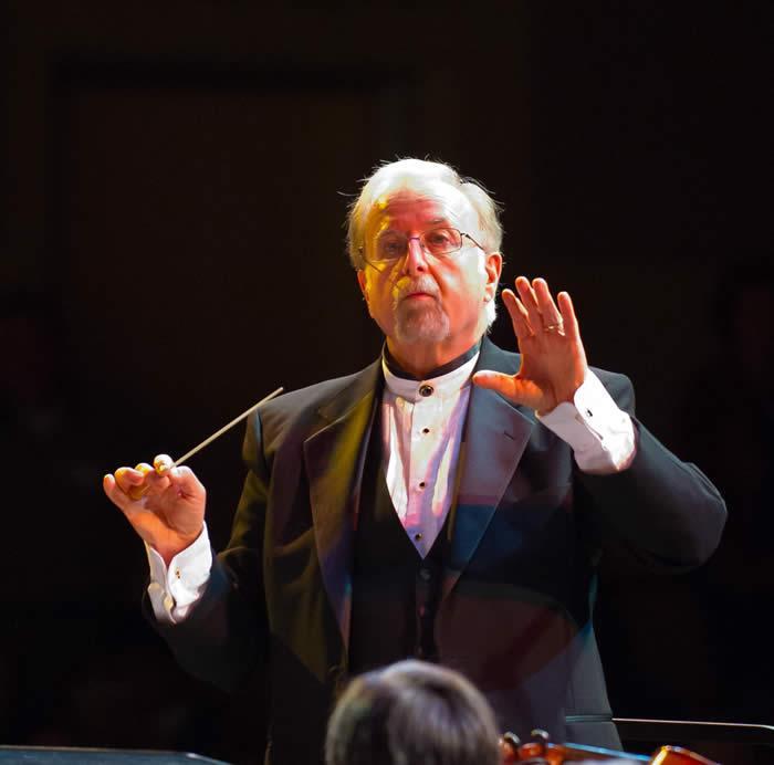 Conductor Mitchell Klein