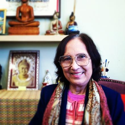 Khmer Rouge survivor Sophany Bay now provides mental health care to Cambodian patients in San Jose.
