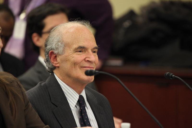 Professor Harley Shaiken testified at House Committee on Education in 2011
