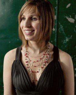 mezzo soprano Laurie Rubin