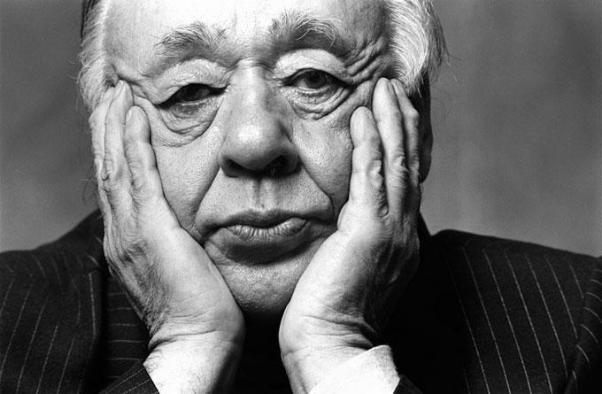 Playwright Eugene Ionesco