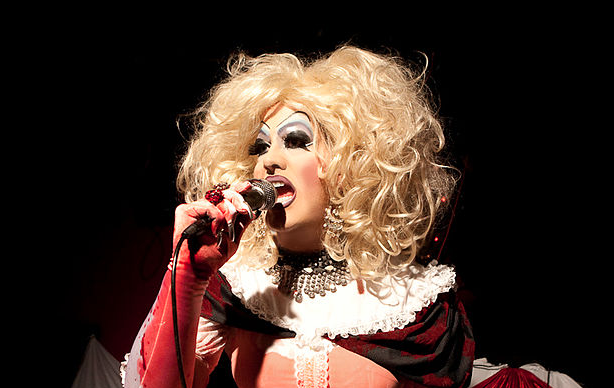 Peaches Christ, a San Francisco-based drag performer, emcee, filmmaker and actress (2009)