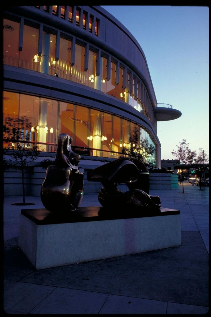 Davies Symphony Hall in San Francisco