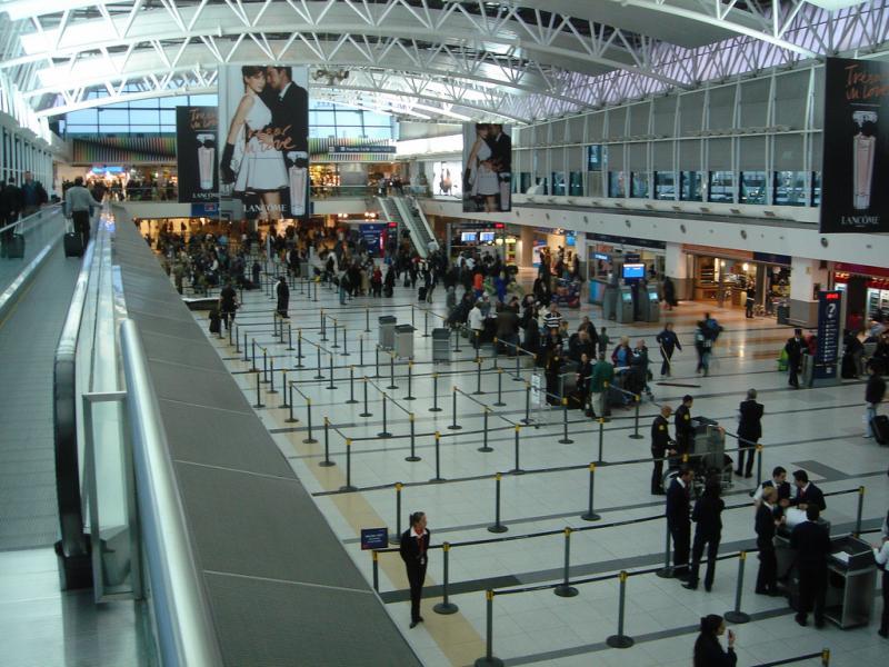 Aeropuerto Internacional de Ezeiza Ministro Pistarini, Buenos Aires, Argentina
