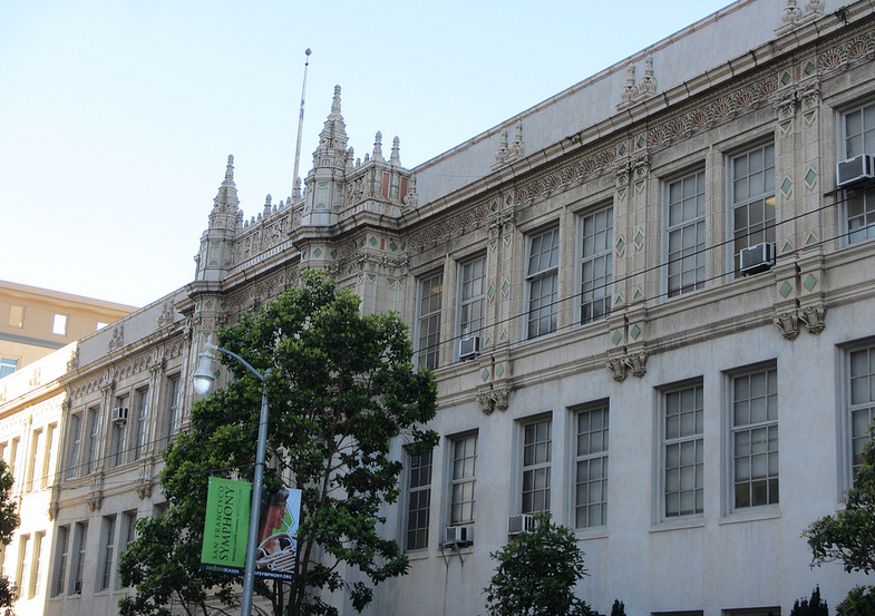 San Francisco Unified School District headquarters